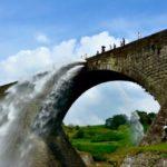 通潤橋の画像
