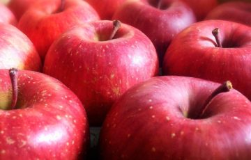 リンゴアップの画像