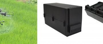 農業用ドローンのバッテリー