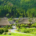 美山の風景