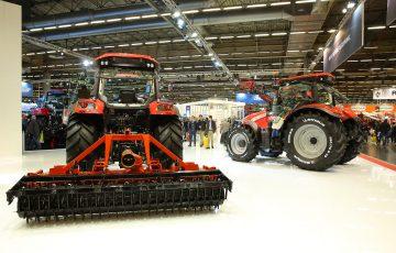 農業機器の展示会
