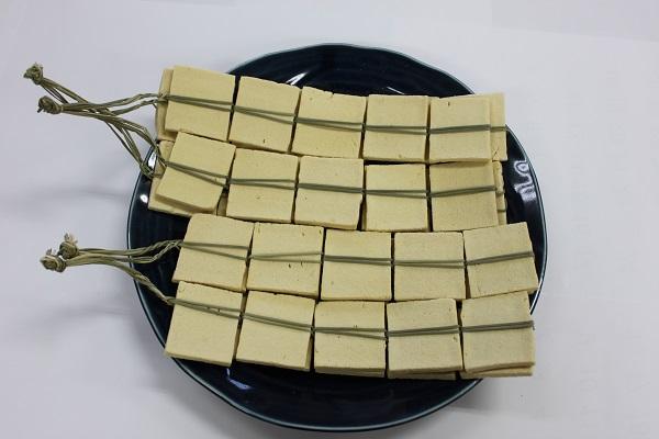 コゴミ豆腐