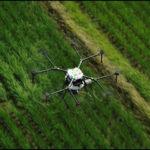農業用ドローン